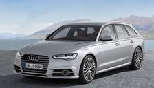 2016 Audi A6 Avant