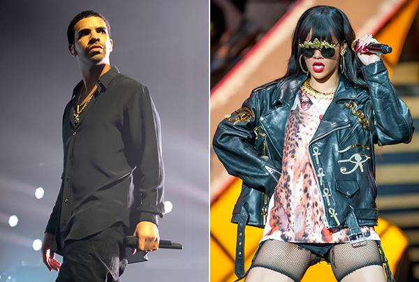 Drake and Rihanna Lead MTV VMA Nominations With Five Each