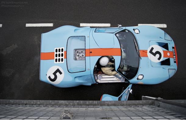 Over the top GT40: Flickr photo of the day