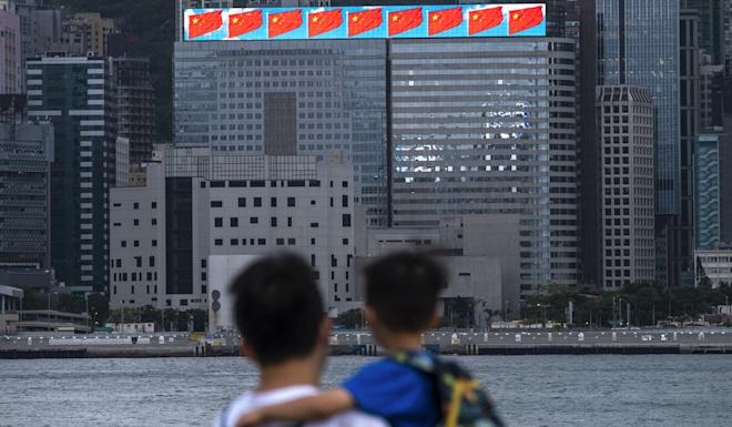 Hong Kong has been unable to pass its own national security law. Photo: Sun Yeung