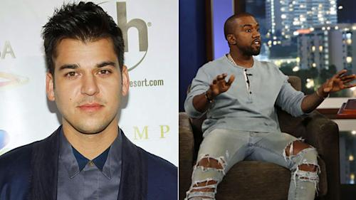 Buzzmakers: Rob on Jenner Split & Kanye Makes Nice