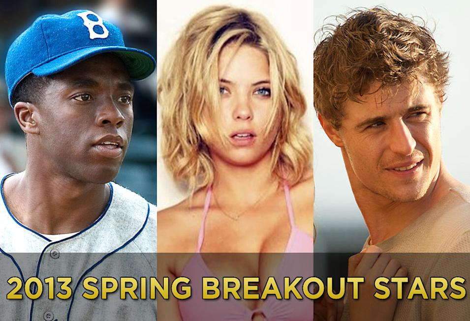2013 Spring Breakout Stars