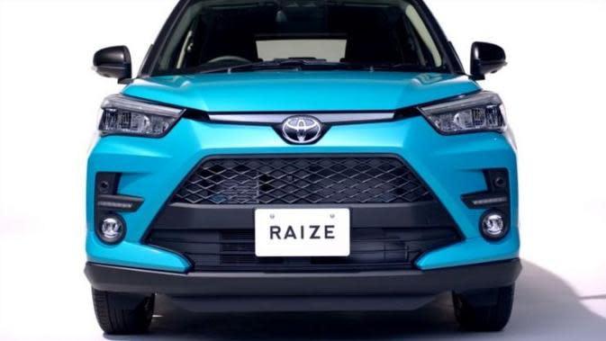 Toyota Buka Suara Soal Peluncuran Raize di Indonesia