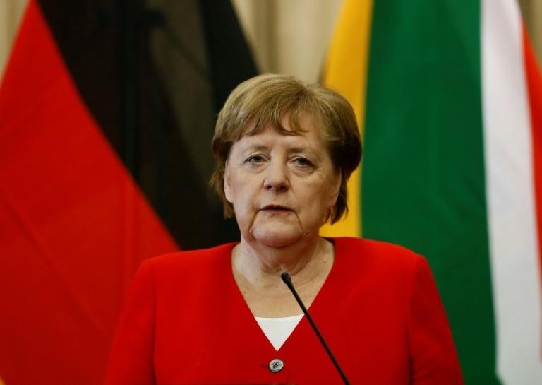 Angela Merkel, Chancellor of Germany, called for the election result to be 'reversed'