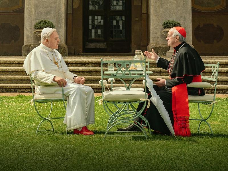 崇高教宗也有煩惱