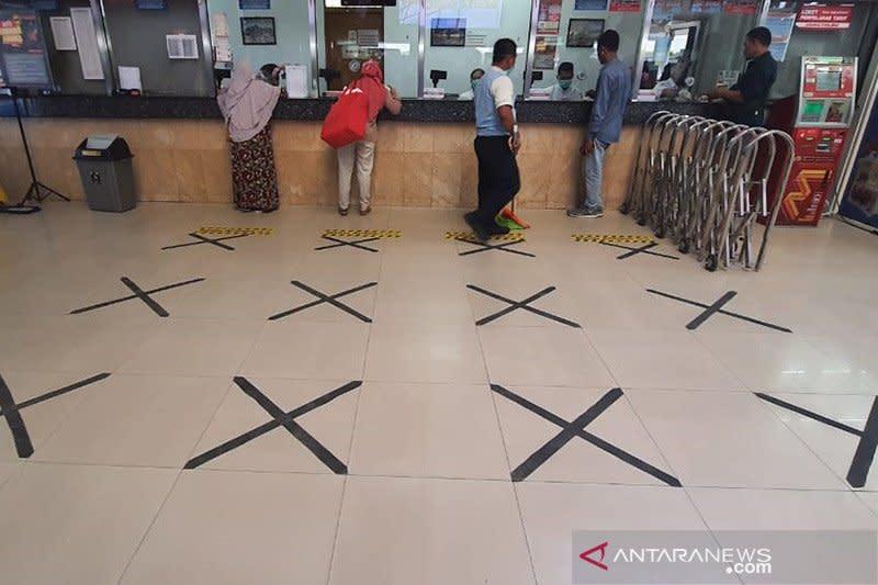 Kemenhub beri sanksi maskapai langgar aturan pembatasan penumpang