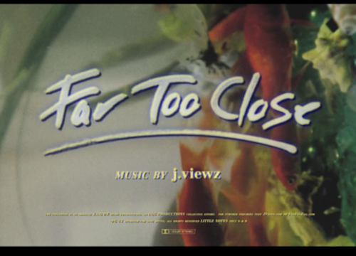"j.viewz's ""Far Too Close"": The Best '80s Movie That Never Got Made"