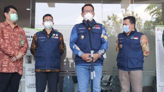 Gubernur Jabar Siapkan Peralatan Pindad untuk Atasi Banjir di Depok