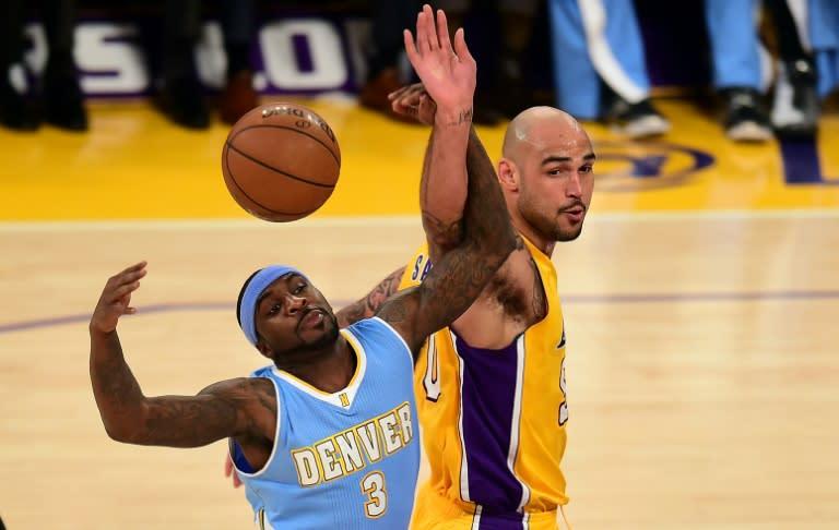 'I meant no disrespect' - China team cuts ex-NBA guard Lawson over lewd posts