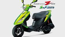 2009 Suzuki Address Z125