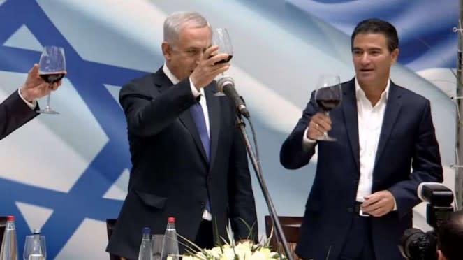 VIVA Militer: Direktur Mossad, Yossi Cohen.