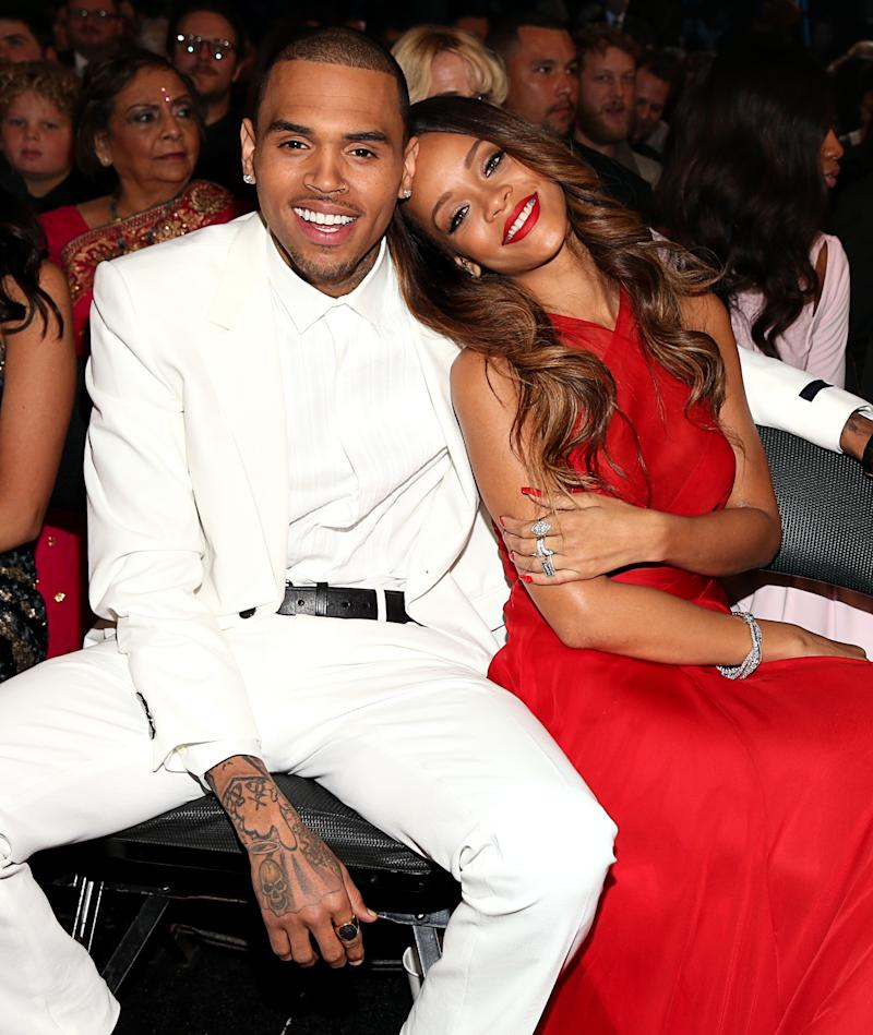 Chris Brown's Father Fears His Son's Romance With Rihanna Will End in Tragedy 'Like Amy Winehouse'