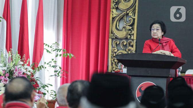 Megawati Marah Besar saat Cagub NTT Marianus Sae Jadi Tersangka di KPK