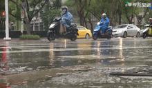 一圖看下週天氣!中南部「補水週」一連七天都有雨