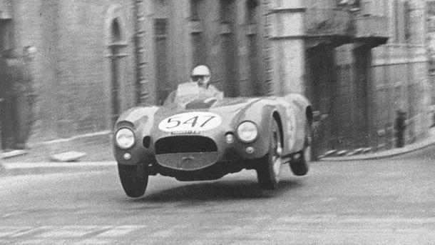 June 21: The first Mille Miglia after World War II runs on this date in 1947