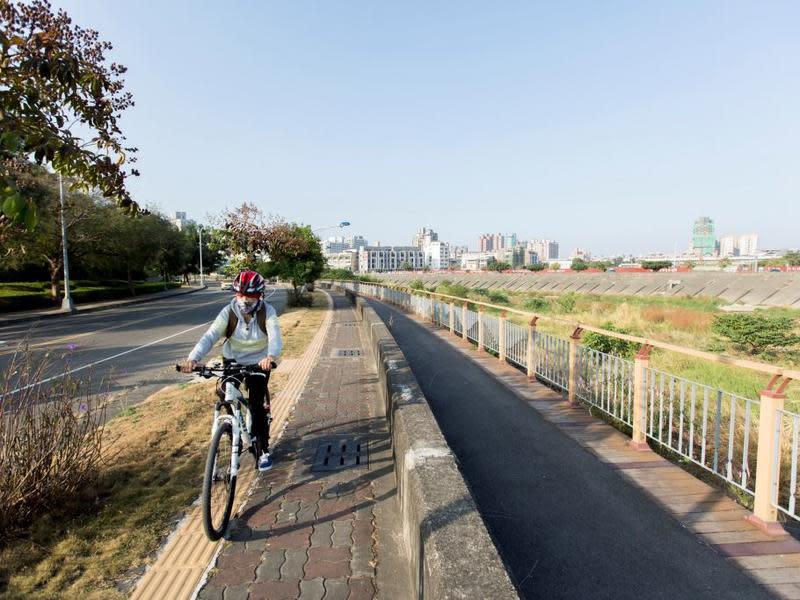 旱溪自行車道