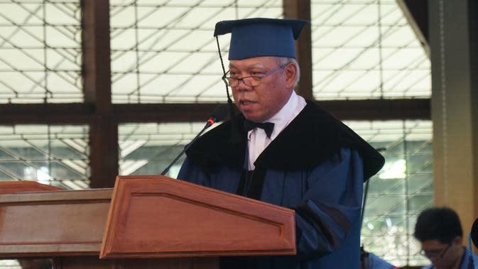 Menteri PUPR Basuki Hadimuljono Dapat Gelar Doktor Honoris Causa dari ITB
