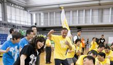 龍寶力推「城食生活」 千人運動會「臻幸福」
