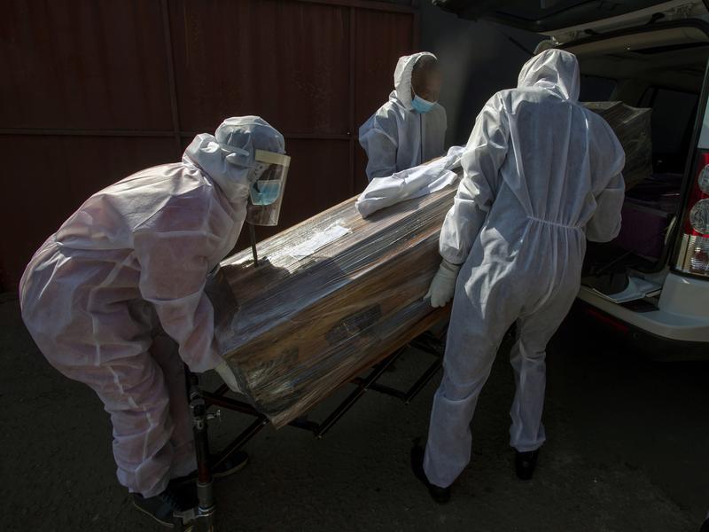 疫情分化醫療資源 傳染病死亡數跟著上升