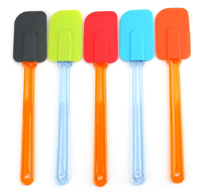 Bekith 5 Pack 12 Inch Silicone Spatulas. (Photo: Amazon)