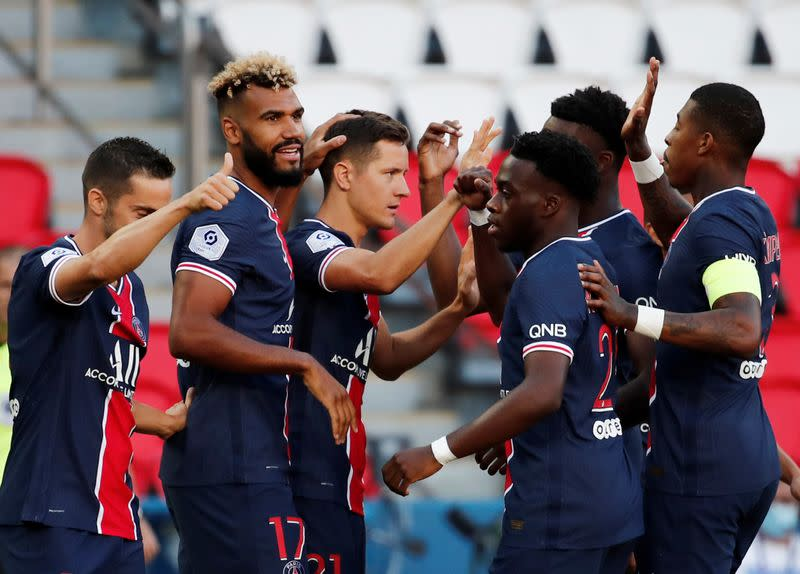 PSG aim to keep quadruple bid on track in French Cup final