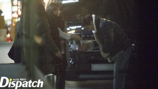 [Foto: Dispatch via Koreaboo]