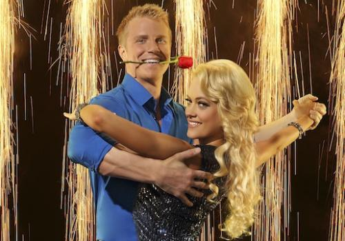 Bachelor's Sean Lowe (and His Abs) Join DWTS: Can They Restore the Show's Ratings Muscle?
