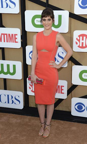 CW, CBS And Showtime 2013 Summer TCA Party - Arrivals