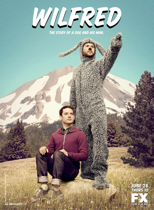Exclusive: Check Out the Season 2 Poster for FX's 'Wilfred'