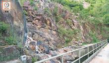 10米高墮坡 行山漢魂斷石龍坑