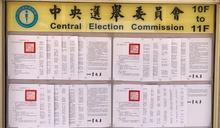 中選會公告反萊豬等4項公投 8/28投票 (圖)
