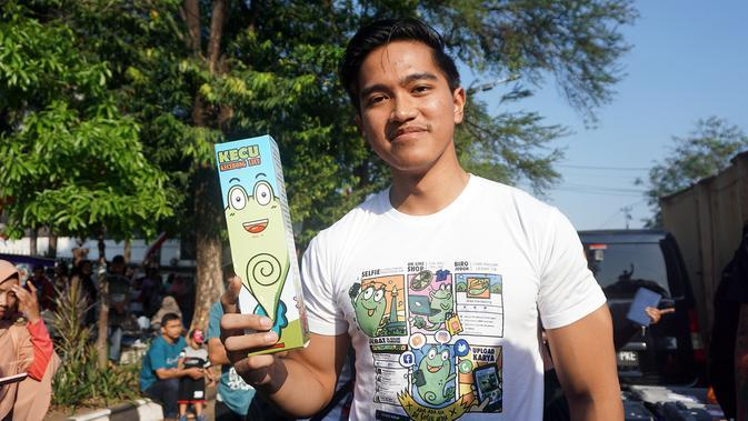 Kaesang Pangarep (Liputan6.com/Fajar Abrori)
