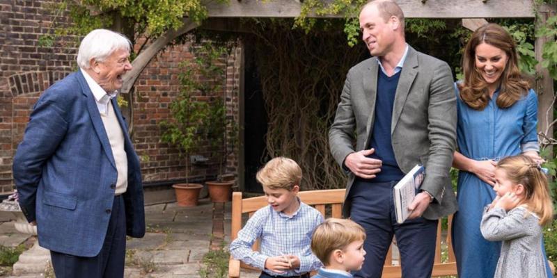 Photo credit: Duke and Duchess of Cambridge - Instagram