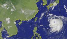 海神變強颱!這天登陸韓國 2地方防雨彈