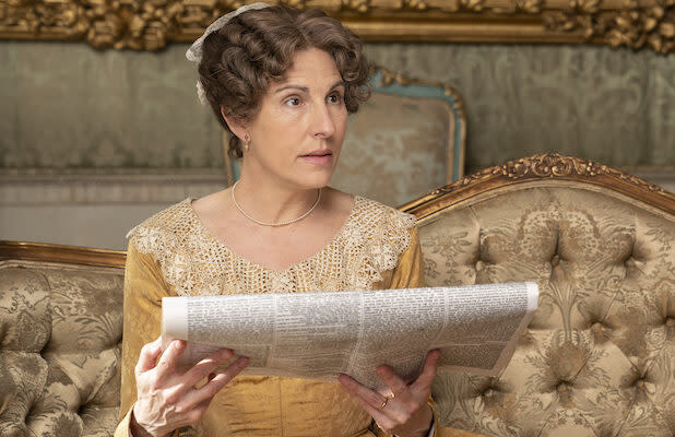 'Belgravia': Gareth Neame and Tamsin Greig on Making 'Downton Abbey' With 'Edge,' Possibility of Season 2