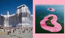 以布料包圍海岸線的藝術作品 來欣賞綑包世界的地景魔術師Christo Jaracheffrup