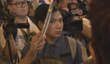 香港獨立聯盟召集人陳家駒離開香港