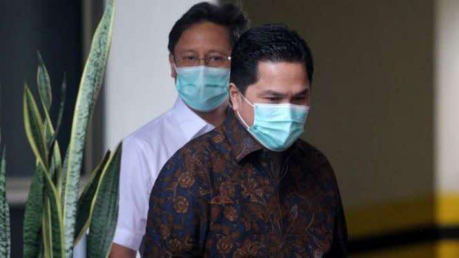 Erick Thohir Ingin Vaksinasi COVID-19 Bisa Dipercepat di Desember 2020