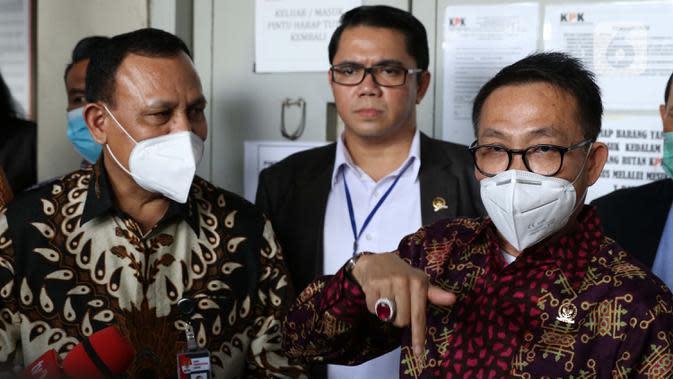Firli Bahuri Langgar Kode Etik, Ketua Komisi III DPR: Pelajaran bagi KPK