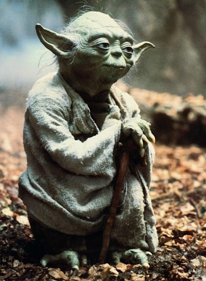 Stuart Freeborn Yoda