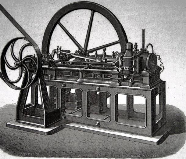 January 24: Etienne Lenoir patents the first combustion engine on this date in 1860