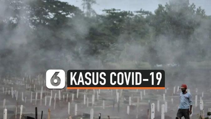 VIDEO: Angka Kematian Covid-19 Tembus 1 Juta Orang di Dunia