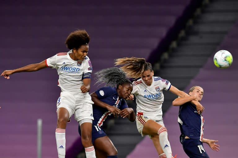 Renard powers Lyon into fifth straight women's Champions League final