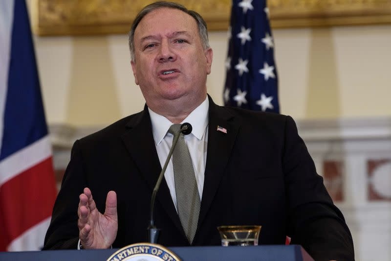 U.S. plans to enforce U.N. sanctions on Iran with its own action