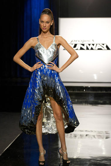 """Project Runway"" -- ""Stuck on Prom"" (2013)"