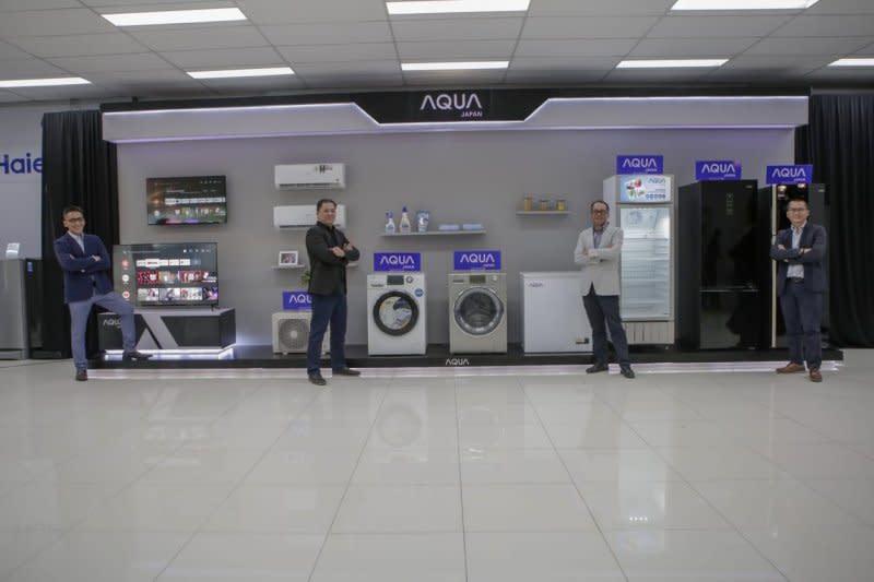 Aqua Japan hadirkan AC berfitur pembersih debu di evaporator