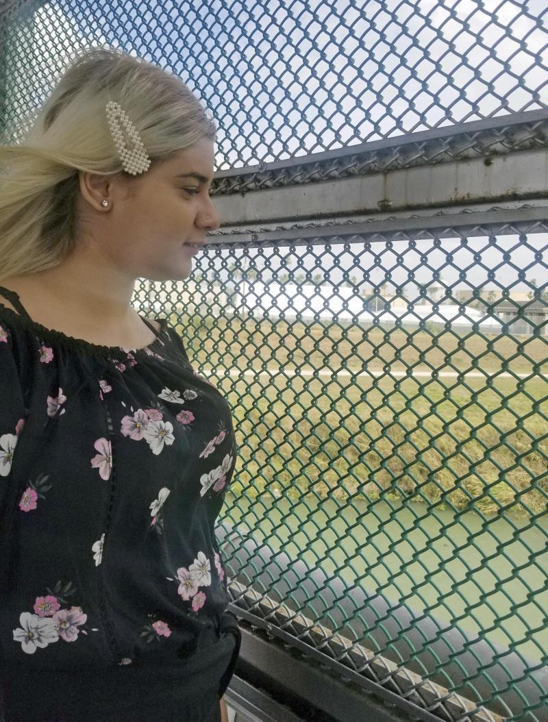 Immigration Migrant Teen