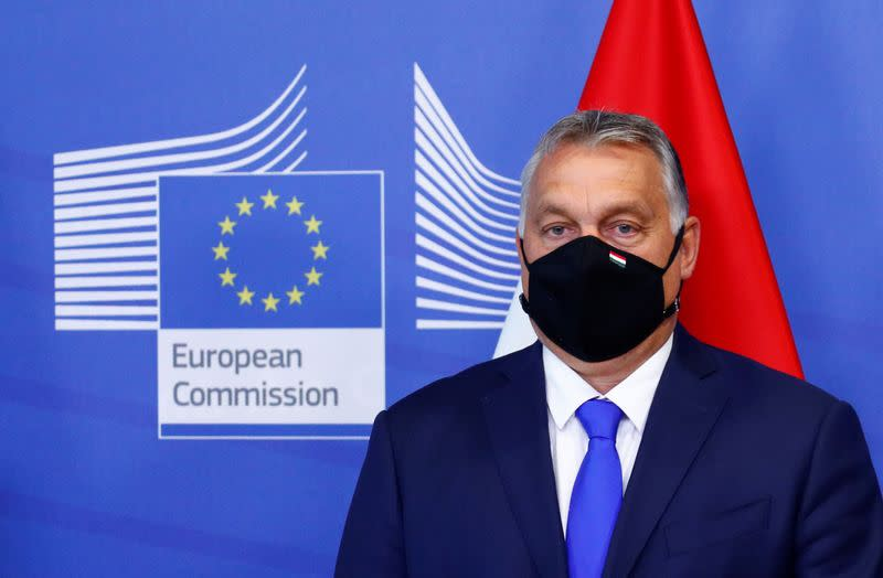 Brexit proves 'Britain's greatness' but Hungary will not follow, PM Orban says
