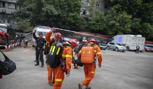 重慶礦井事故16死、1命危 疑火災釀一氧化碳超標中毒