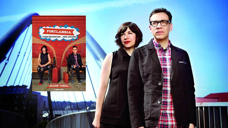 Win 'Portlandia' Season 3 on DVD from Yahoo! TV